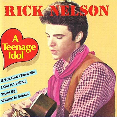 (CD Album Rick Nelson, 16 Tracks) Have I Told You Lately That I Love You? / Never Be Anyone But You / Whole Lotta Shakin' Goin' On / True Love / Lonesome Town / Someday / Unchained Melody / Old Enough To Love u.a. - True Love Album
