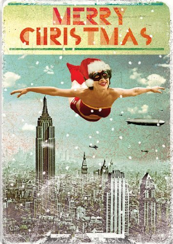 pack-of-5-superhero-christmas-greeting-cards-by-max-hernn