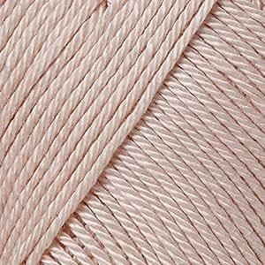 Schachenmayr Catania, 263 soft apricot-rosé, 50g Knäuel, 100% Baumwolle, stricken