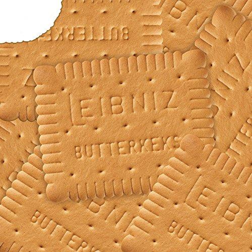 Apple iPhone 3Gs Housse étui coque protection Leibniz Petit-beurre Biscuit CasDur transparent