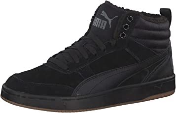 Puma Unisex-Erwachsene Rebound Street V2 SD Fur Hohe Sneaker
