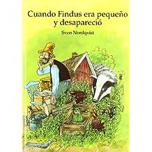 Cuando Findus era pequeño y desapareció (Pettson y Findus)