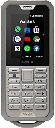Nokia 800 Tough Sand 512MB 4G LTE (UAE Version)