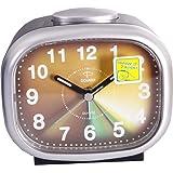 Dojana Alarm Clock, Red and White, DAW355