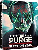 The Purge 3: 2016 Election Year - UK Exclusive Limited Edition Steelbook Limited to 2000 Copies Blu-ray Region free