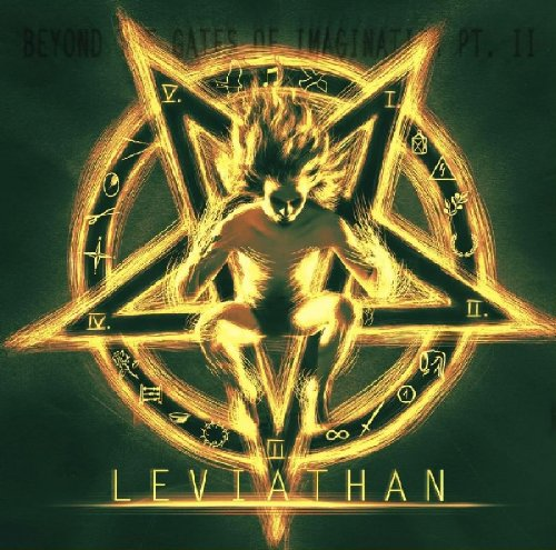 Leviathan: Aeons Torn-Beyond the Gates Imagination Pt.2 (Audio CD)