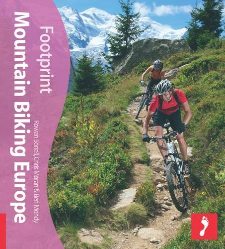 Mountain Biking Europe Footprint Activity & Lifestyle Guide por Rowan Sorrell