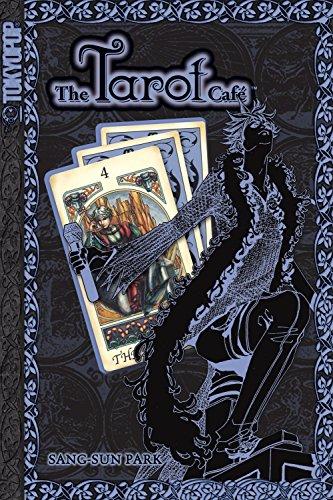 Tarot Cafe manga volume 4 (English Edition)