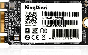 KingDian M.2 NGFF M.2 2242 2280 Solid State Drive Disk for Desktop PCs and MacPro (N400 240GB 2242mm)