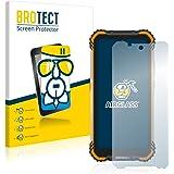BROTECT Protector Pantalla Cristal Compatible con Doogee S58 Pro Protector Pantalla Vidrio - Dureza Extrema, Anti-Huellas, Ai