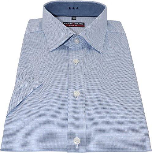 ---MARVELiS...---..Qualitäts-Marken-Hemden aus bestem Hause...von einem der führenden Marken-Hemden-Hersteller Deutschlands !!!      MARVELiS ! ...unter dem Motto:   - tailliert, körperbetont - BODY - FIT        Artikel: 7508-12-18     Armlän...