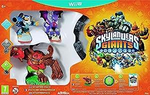 Skylanders Giants: Starter Pack (Nintendo Wii U)
