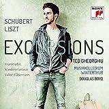 Excursions ? Schubert: Impromptus, Liszt / Schubert: Wanderer-Fantasie -