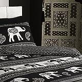 EMPIRE elefante indio diseño de para cama de matrimonio dreamscene juego de nuevo