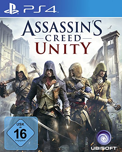Assassin's Creed Unity [Importación Alemana]