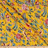 Telio 0668333 Palo Metallic Polyester Shadow Chiffon Floral