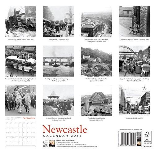Newcastle Wall Calendar 2016 (Art Calendar)