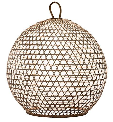Lampenschirm aus Bambus Roundy XL