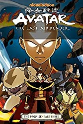 Avatar: The Last Airbender: The Promise, Part 3 by Gene Luen Yang (2012-09-26)