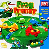 Frog Frenzy Family Juego de mesa Juguete - 3 años +