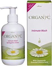 Organyc Natural Intimate Wash Lenitive 8.5 OZ (Pack of 2)