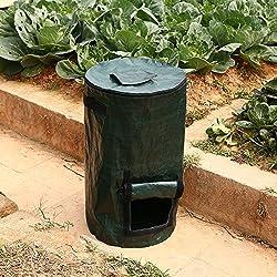 TOPmountain Kompostbehälter Hof Müllsack Kompostierung Obst Ferment Küche Fermentation Cali Secrets Züchter Entsorgung Hausgemachte Bio Kompost Taschen