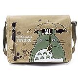 F. Dorla Rucksack / Messenger-Bag für Mädchen und Jungen, Cartoon-Umhängetaschen für Schule und Cosplay, Rucksack für