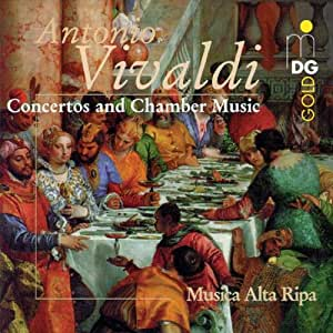 Concerti & Chamber Music