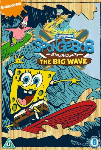 Spongebob Squarepants: Spongebob And The Big Wave [DVD]