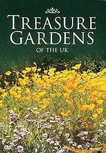 Treasure Gardens Of The UK [DVD]