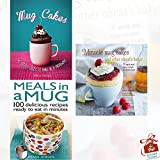 Miracle Mug Cakes, Mug Cakes and Meals in a Mug [Paperback] 3 Books Bundle Collection With Gift Journal - 40 speedy cakes to make in a microwave, 100 delicious recipes ready to eat in minutes