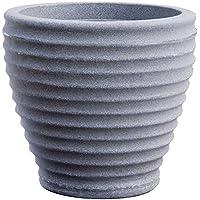 Medio ebertSankey 56cm-alta marroqui (granito) Pot - Incuestionablemente