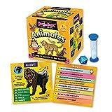 BrainBox - Juego de memoria Animales (316470A)