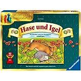 """Ravensburger 26458 - Familienspiel """"Hase und Igel"""""""