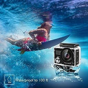AKASO-Action-Kamera-Brave-4-4K-20MP-WiFi-Action-Cam-Ultra-HD-mit-Bildstabilisierung-Bild-Zoom-30m-Unterwasserkamera-mit-Fernbedienung-2-Akkus-und-Zubehr-Kit