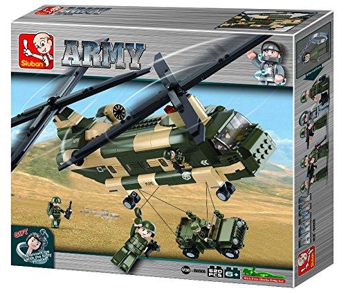 Sluban M38-B0508 - Baukasten - Armee -  Chinook Hubschrauber Preisvergleich