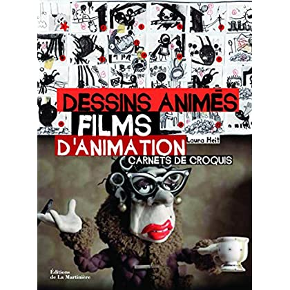 Dessins animés & films d'animation : Carnets de croquis