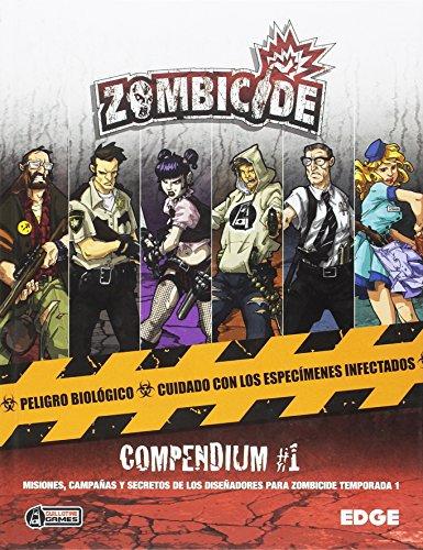 Preisvergleich Produktbild Compendium #1 (Zombicide)