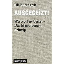 d4878baf4d938e Suchergebnis auf Amazon.de für  Manufactum - Gebraucht  Bücher