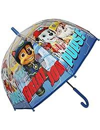 Paw Patrol - Enfants parapluie transparent pour les garçons