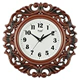 #7: kangroo Wall Clock/Decorative Stick Polished Imperial Style Designer Wall Clock ( 30 x 5 x 30 ) cm