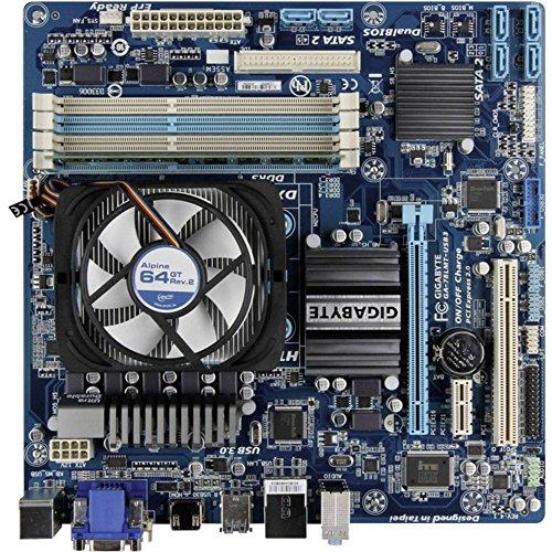 Media Kit (Renkforce PC Tuning-Kit (Media) AMD FX-4300 (4 x 3.8 GHz) 4 GB ATI Radeon 3000 Micro-ATX)