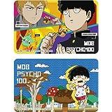 Move psycho 100 master and apprentice Ver. IC card sticker