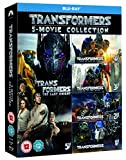 Transformers: 5-Movie Collection (Blu-RayTM + Bonus Disc ) [2017]