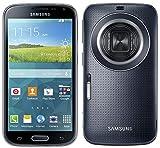 'Samsung Galaxy K Zoom smartphone 4.8(20.7MP, 8GB interner Speicher, 2GB RAM, Android, 720x 1280Pixel, 4.8Zoll) schwarz [Import]