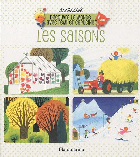 Les saisons par Alain Grée