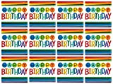 Best Amscan Dining Tables - Amscan (Amsdd) Rainbow Birthday Square Plates, 7'' 7 Review