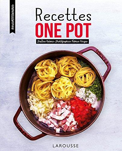 Recettes one pot par Pauline Dubois