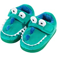 Pantofole Bambini Bambino Inverno Ragazze Ragazzi Peluche Bambino Ciabatte Warm Scarpe Cotone Antiscivolo Scarpe