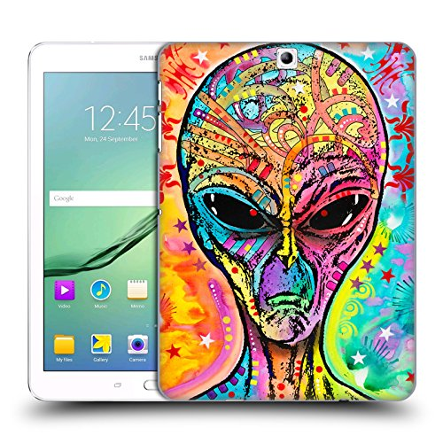 Offizielle Dean Russo Alien Popkultur Ruckseite Hülle für Samsung Galaxy Tab S2 9.7
